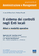 Il sistema dei controlli negli Enti locali